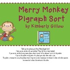 Merry Monkey Digraph Sort