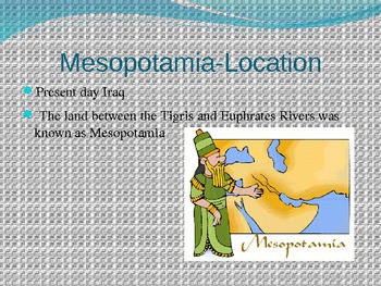 Mesopotamia & Egypt (Early River Civilizations)