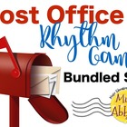 Post Office/Mail-Box and Messenger Rhythm Game