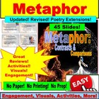 Metaphor : PowerPoint Lesson and Exercises