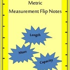 Metric Measurement Flip Notes