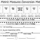 Metric Measures Mat