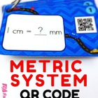 Metric System Travels QR Code Fun