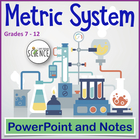 Metric System and Dimensional Analysis Powerpoint