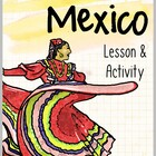Mexico Culture, Powerpoint and Note Sheet
