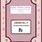 Mi familia – Spanish Learning Chant with Exercises from Ca