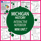 Michigan History Lesson-Core Standards