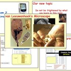 Micro organisms - 2. The microscope (Powerpoint, Worksheet