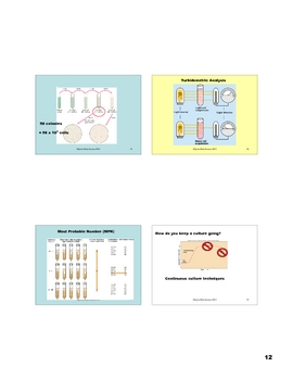 Microbiology: Bacterial Nutrition and Reproduction Powerpoint