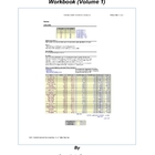 Microsoft Excel Functions Workbook, Volume 1