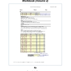 Microsoft Excel Functions Workbook, Volume 2 (BUSINESS MATH)
