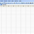 Microsoft Excel Sunlight Project, Video Tutorial 1