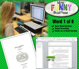 Microsoft Word Video Tutorial Lesson 1 of 8 - Reports