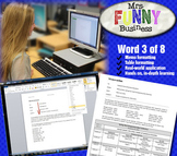 Microsoft Word Video Tutorial Lesson 3 of 8 - Memos