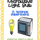 Microwave Light Bulb Experiment