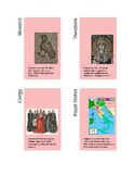 Middle Ages Card Game: Abbots to Abbots (Apples 2 Apples)
