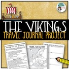 Middle Ages Vikings - Create a Viking Travel Journal