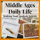 Middle Ages to Renaissance Daily Life Information Gatherin