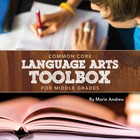 Middle Grades ELA Common Core Toolbox: Printables for Near
