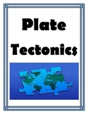 Plate Tectonics Theory Activites for Middle School