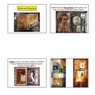 Middle School Visual Arts: Introductory Lesson of Altered Books