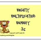 Mighty Multiplication Memory