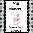 Milk Matters!