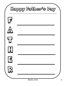 Million Dollar Dad (or Grandpa) Father's Day Coupon Book and Card