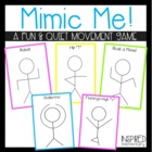 Mimic Me: Classroom Management Game