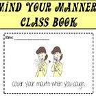 Mind Your Manners Classbook