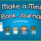 Mini Book Journal for Reading Comprehension
