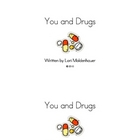 Mini Book &quot;You and Drugs&quot;  Red Ribbon Week