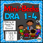 Mini Books DRA 2-4