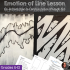 Mini-Compositions: Line: Emotion and Rhythm