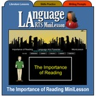 Mini Lesson 1:  The Importance of Reading, Full Version