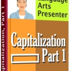 Mini Lesson 15:  Capitalization Part 1, Free Version