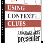 Mini Lesson 8:  Using Context Clues, Free Version