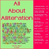 Alliteration Mini-Lesson (Common Core Aligned)