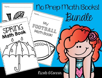 http://www.teacherspayteachers.com/Product/Mini-Math-Book-Bundle-No-Prep-1546151