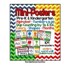 Mini-Poster Mega Pack for Pre-K and Kindergarten