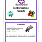 Mini Recipe Flash Cards