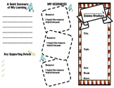 Mini Report: Simple Science Trifold (Helps Kids Share New