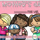 Mini Unit: Mother&#039;s Day