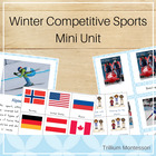 [Olympics] Mini Unit: Winter Games in Sochi