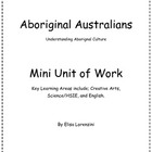 Mini Unit of Work - Aboriginal Australians