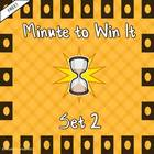 Minute to Win It Reward Incentive and Team Building Set #2