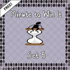 Minute to Win It Reward Incentive and Team Building Set #3