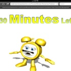 Minutes Remaining Powerpoint Countdown Timer &amp; Classroom M