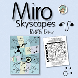 Art Lesson: Miro Skyscapes