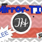 Mirror-TIC: TH
